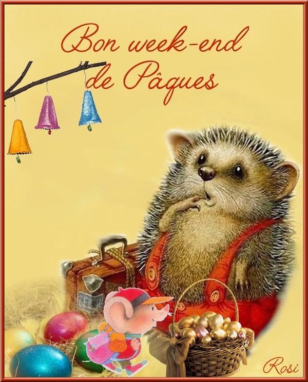Bon week end de p ques - Week end de paques 2015 ...