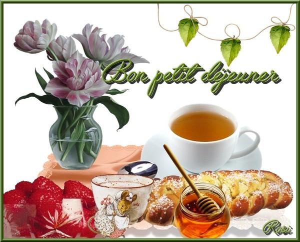 """Résultat de recherche d'images pour """"bon petit déjeuner printanier"""""""