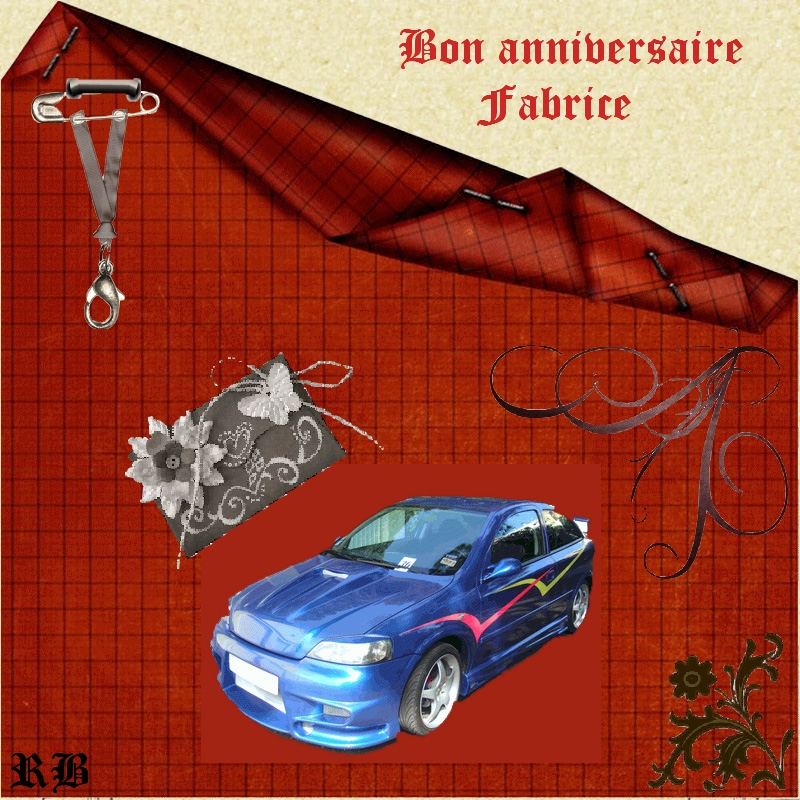 08 Juin Bon Anniversaire Fabrice