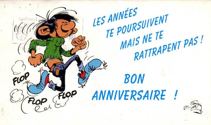 Humour Bon Anniversaire
