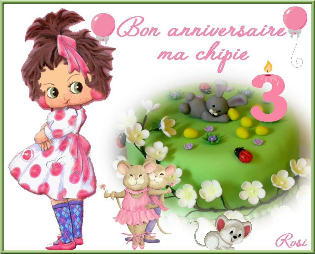 A Mes Creations Anniversaire