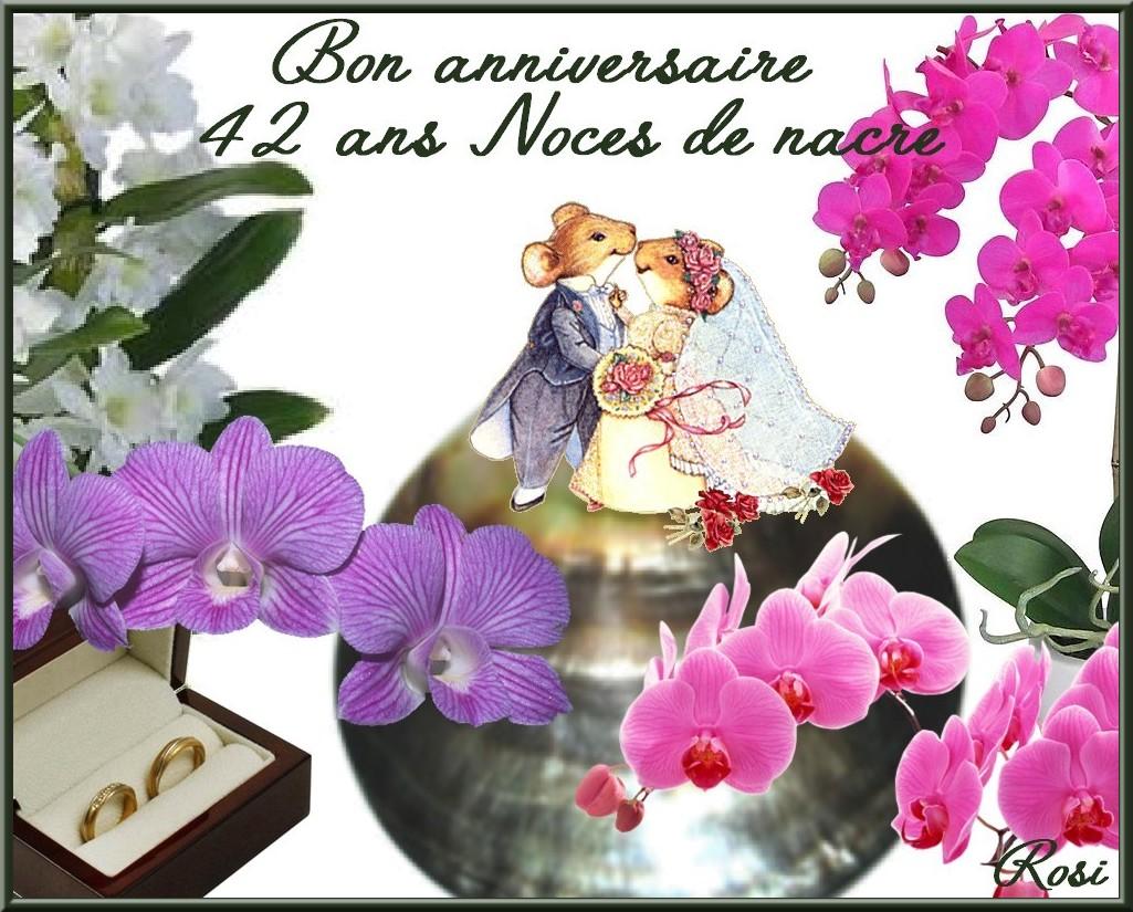 A1 anniversaires de mariage - 8 ans de mariage noce de ...
