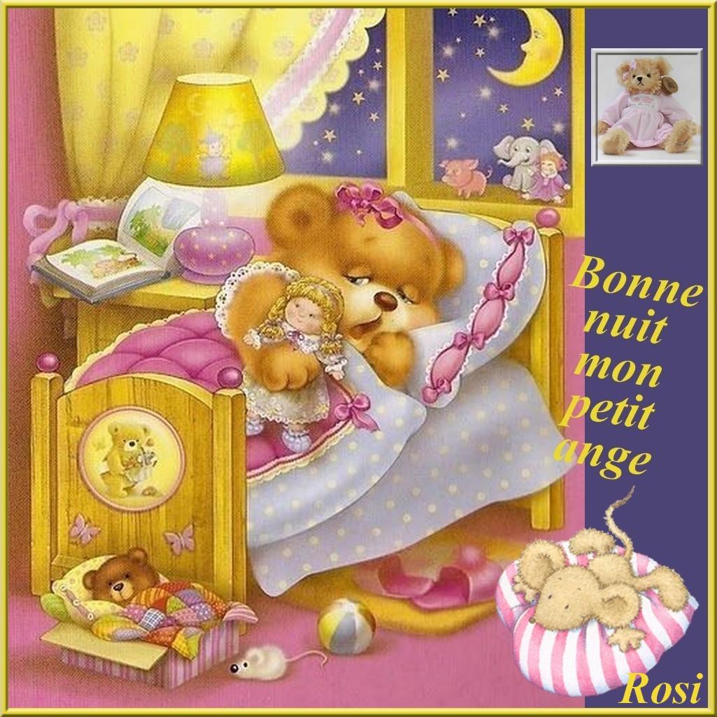 Bonne Nuit Mon Petit Ange