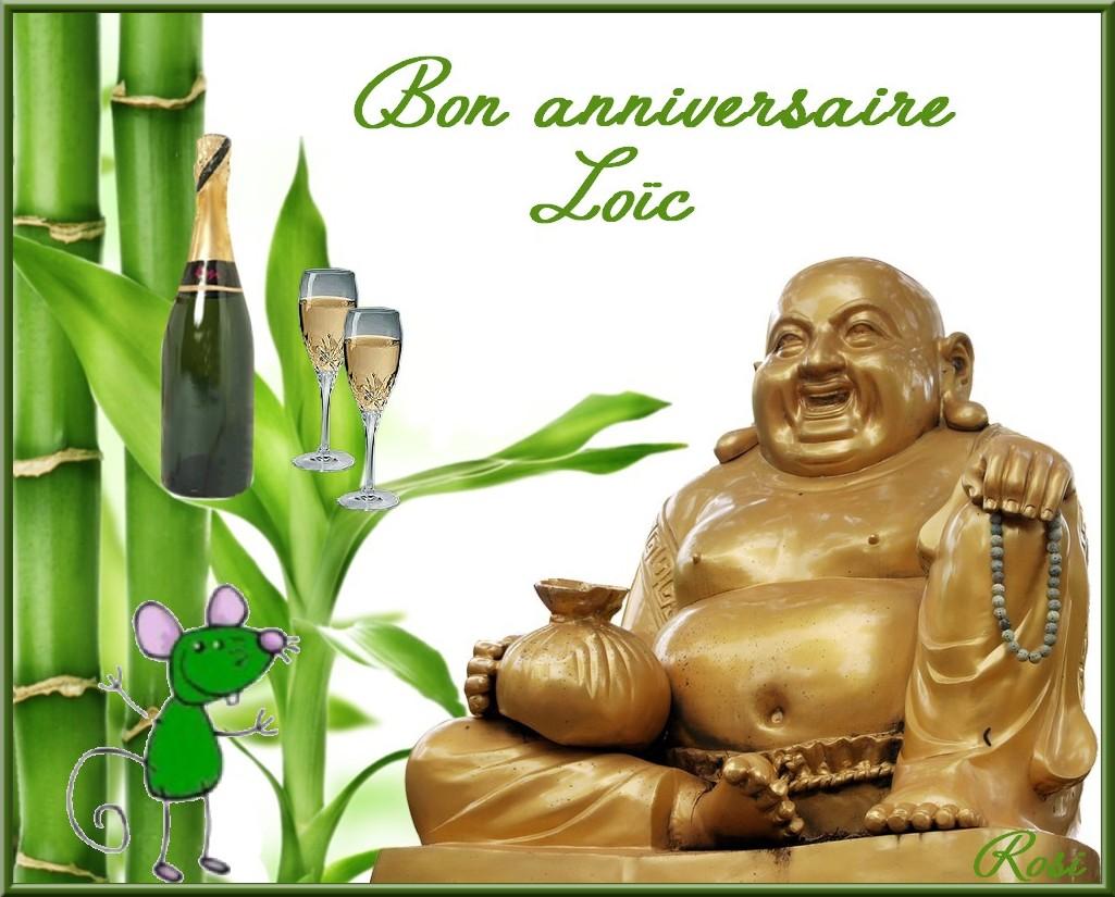 Bon Anniversaire Loic
