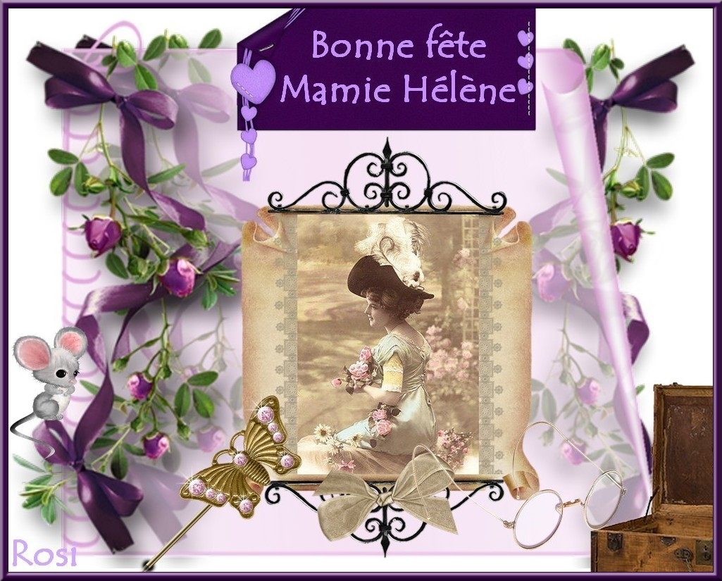 Mes amis mamie chaude