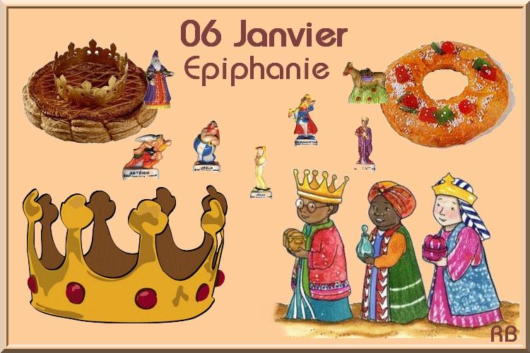 Pour la st Epiphanie - pps ardeche