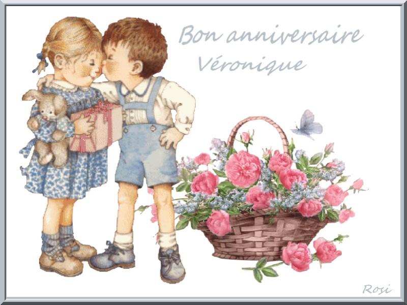 Bon Anniversaire Veronique