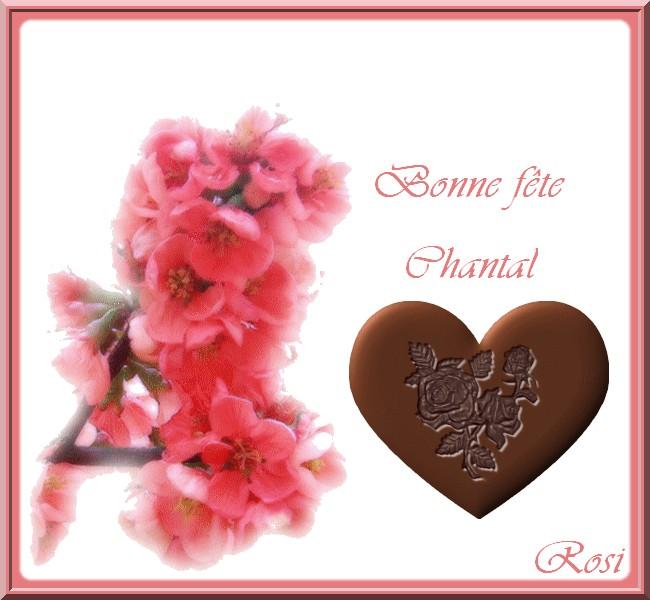 Carte Bonne Fete Chantal.A Mes Creations Bonne Fete Page 3